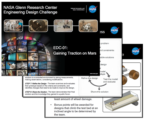 Gaining Traction on Mars - Challenge Content | NASA