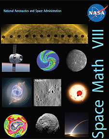 Cover of Space Math VIII Educator Guide