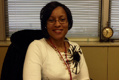 Beverly Reynolds is the new Marshall Association treasurer.