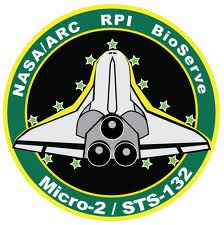 Micro-2 (STS-132) logo