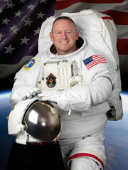 NASA Astronaut Barry Wilmore