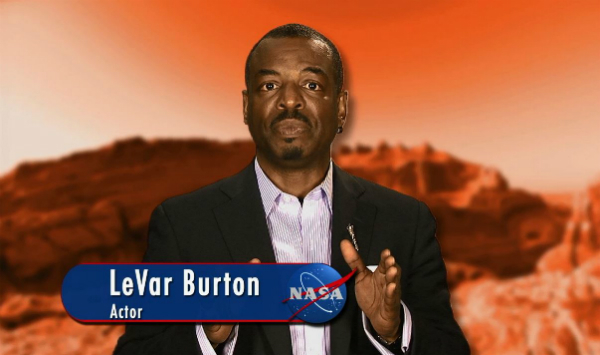 levar burton big bang theory
