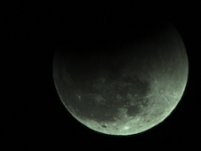 Image of 2011 total lunar eclipse. Credit: Alphonse Sterling/NASA