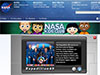 NASA Kids' Club's Now in Space Web page