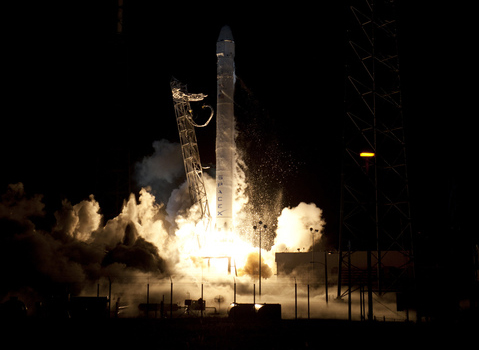 SpaceX Commercial Resupply Launch | NASA