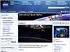 NASA's International Space Station website