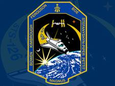 Holter Monitor 2 (STS-126) logo
