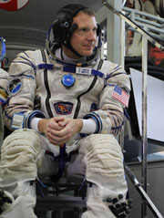 NASA Astronaut Terry Virts