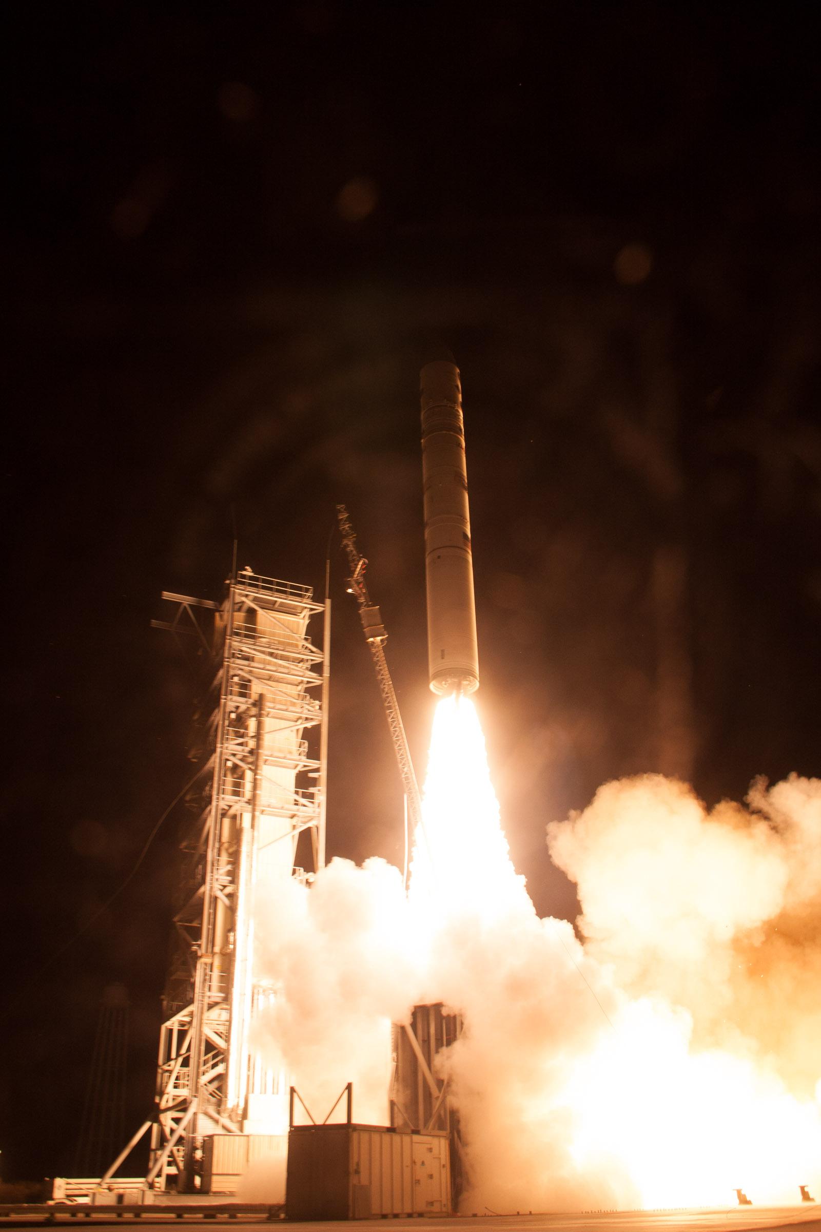 LADEE Launches From NASA Wallops | NASA