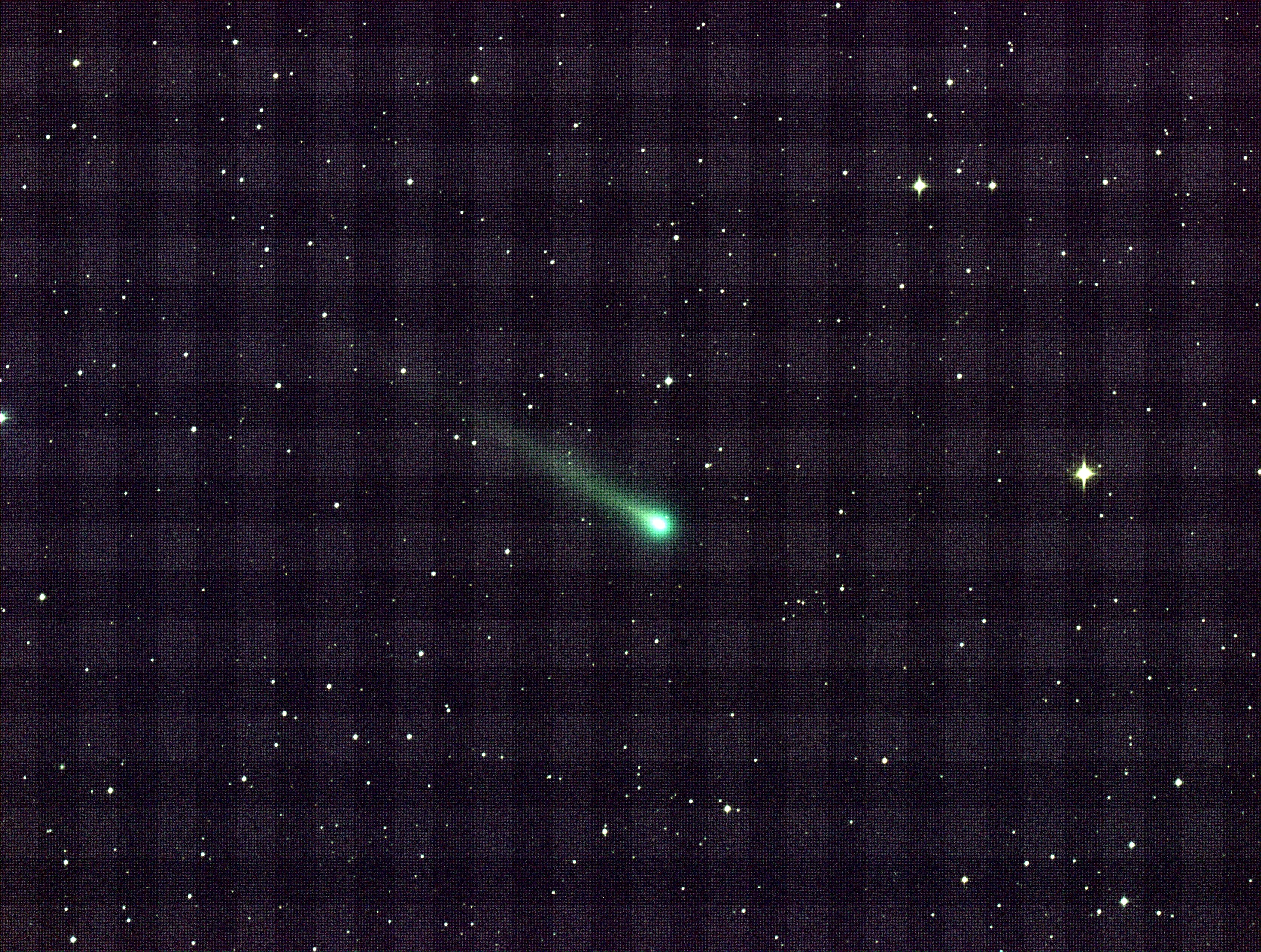 Comet ISON Passes Through Virgo   NASA