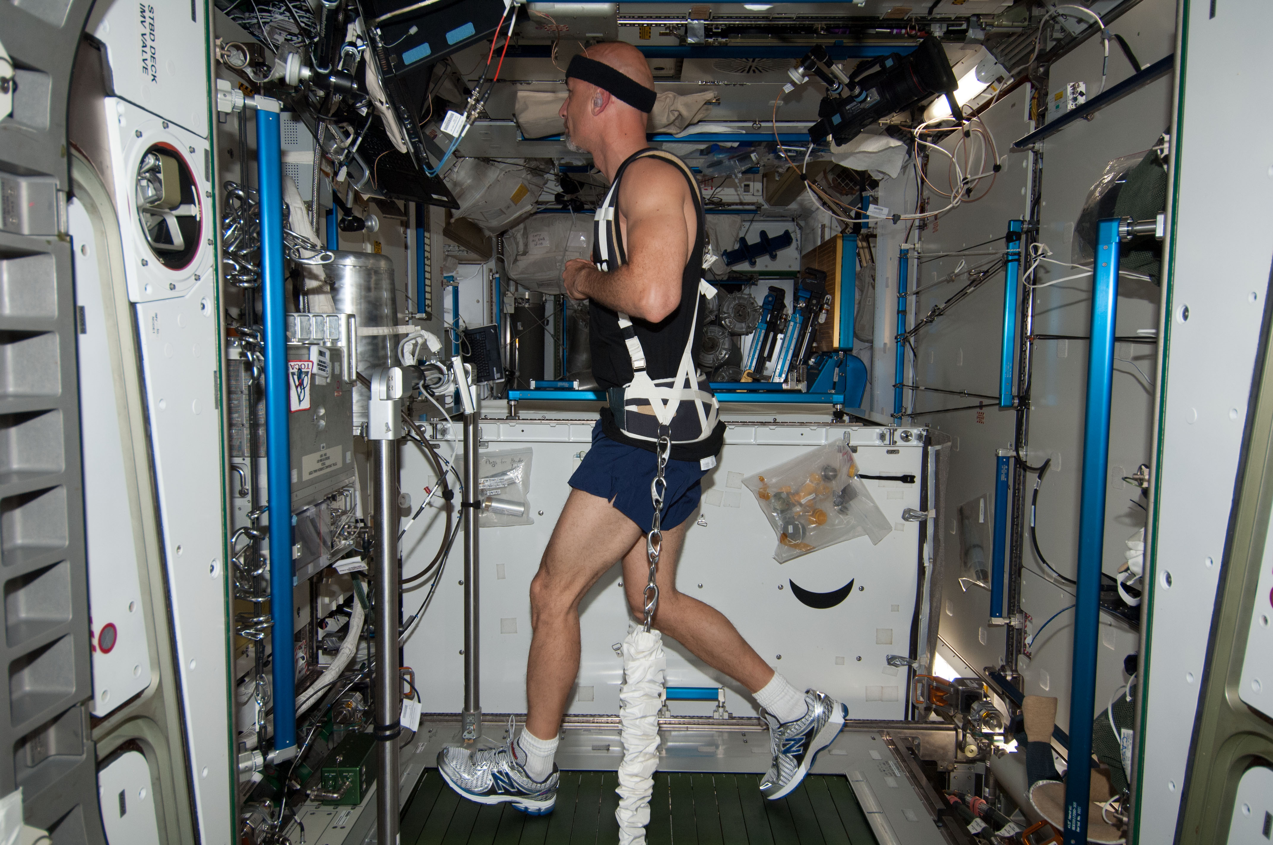space station gym - photo #6