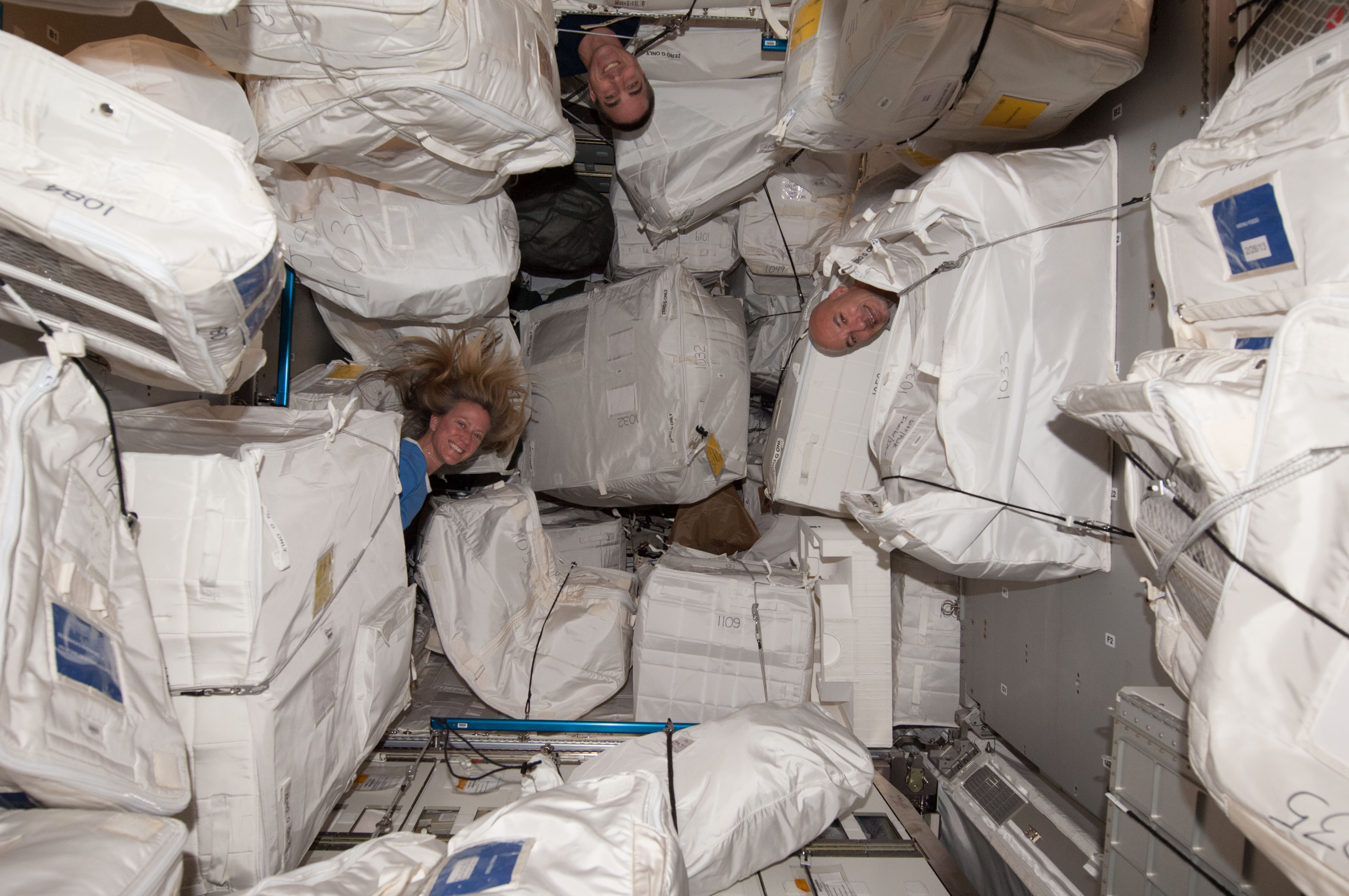 chris nyberg astronaut - photo #19