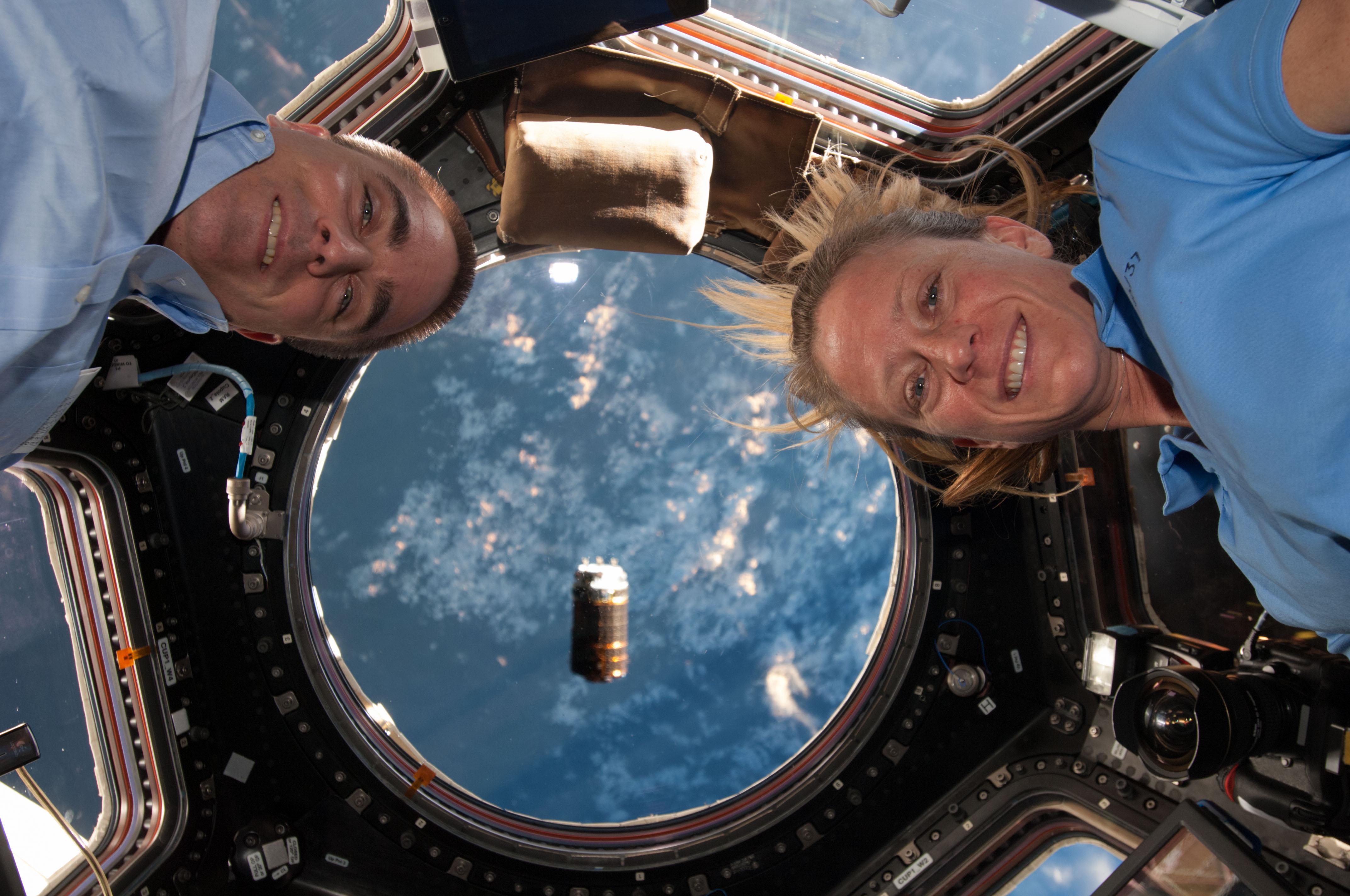 chris nyberg astronaut - photo #1