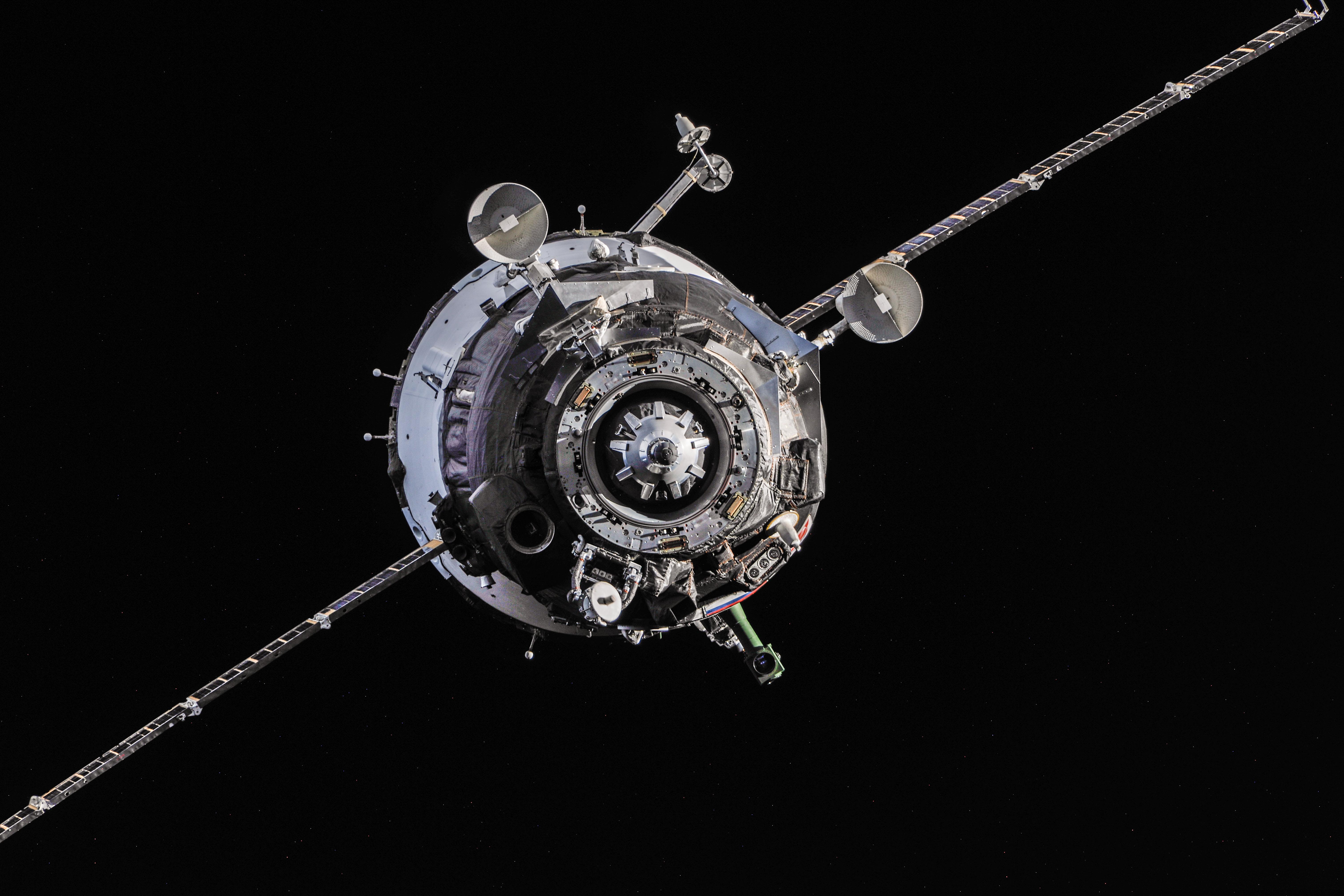 russian spacecraft soyuz - photo #22