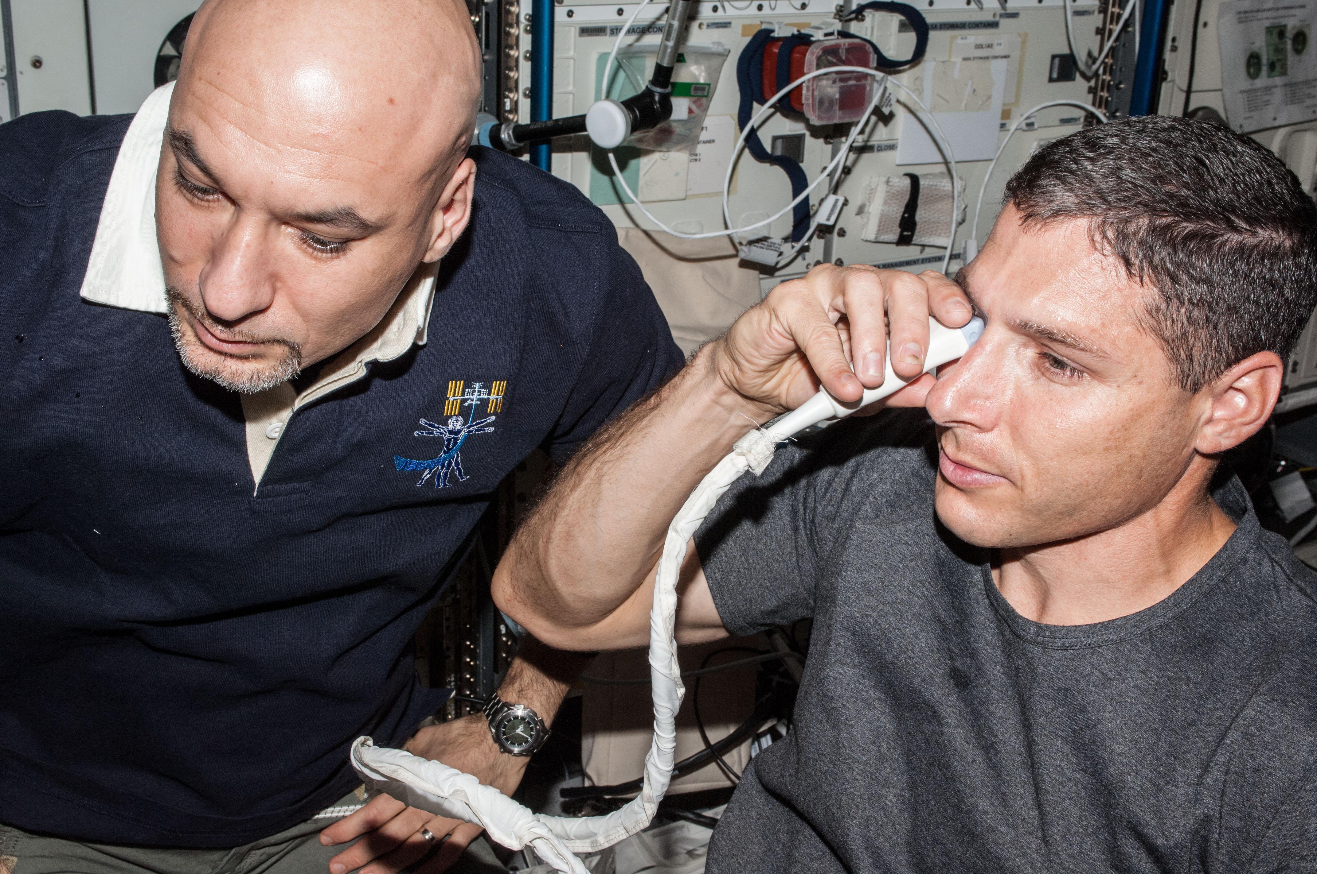 It's All in Your Head: NASA Investigates Techniques for