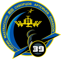 Expedition 39 crew insignia