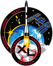 ISS040-S-001: Expedition 40 crew insignia