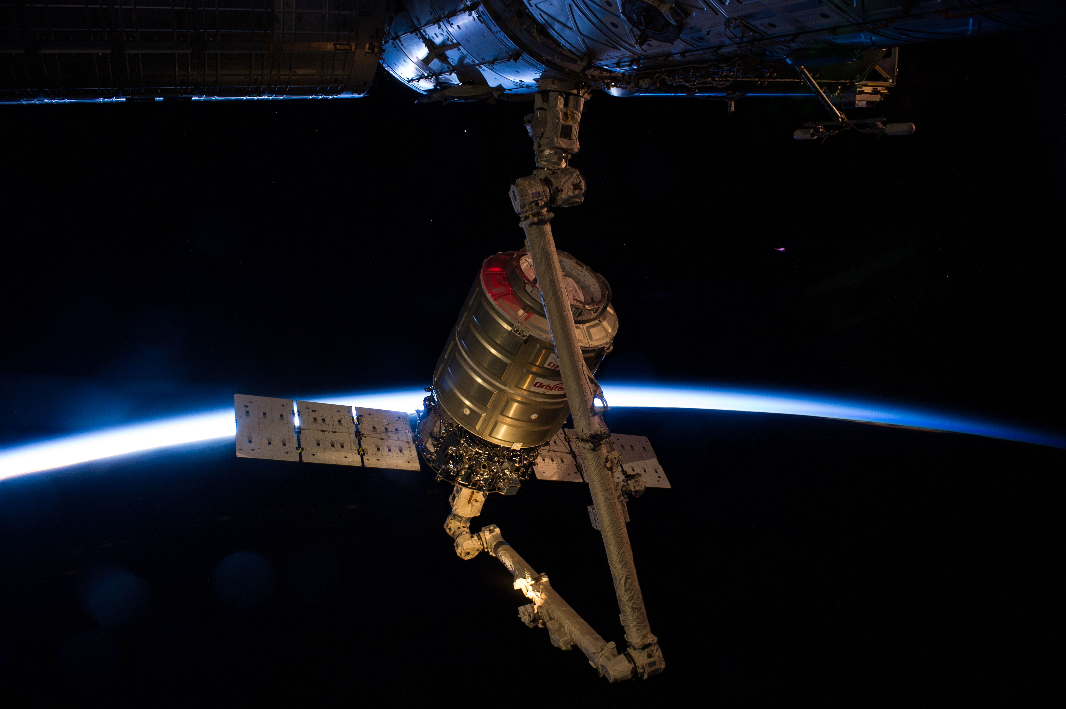 Cygnus Delivers Science, Station Supplies | NASA