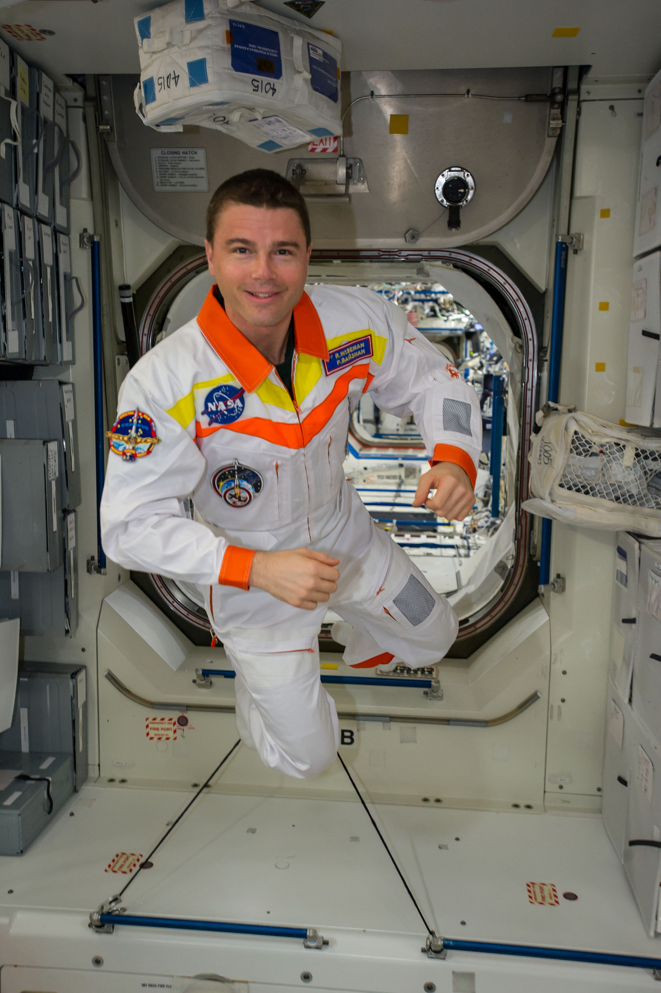 NASA Astronaut Reid Wiseman Can Answer Your Question From ...