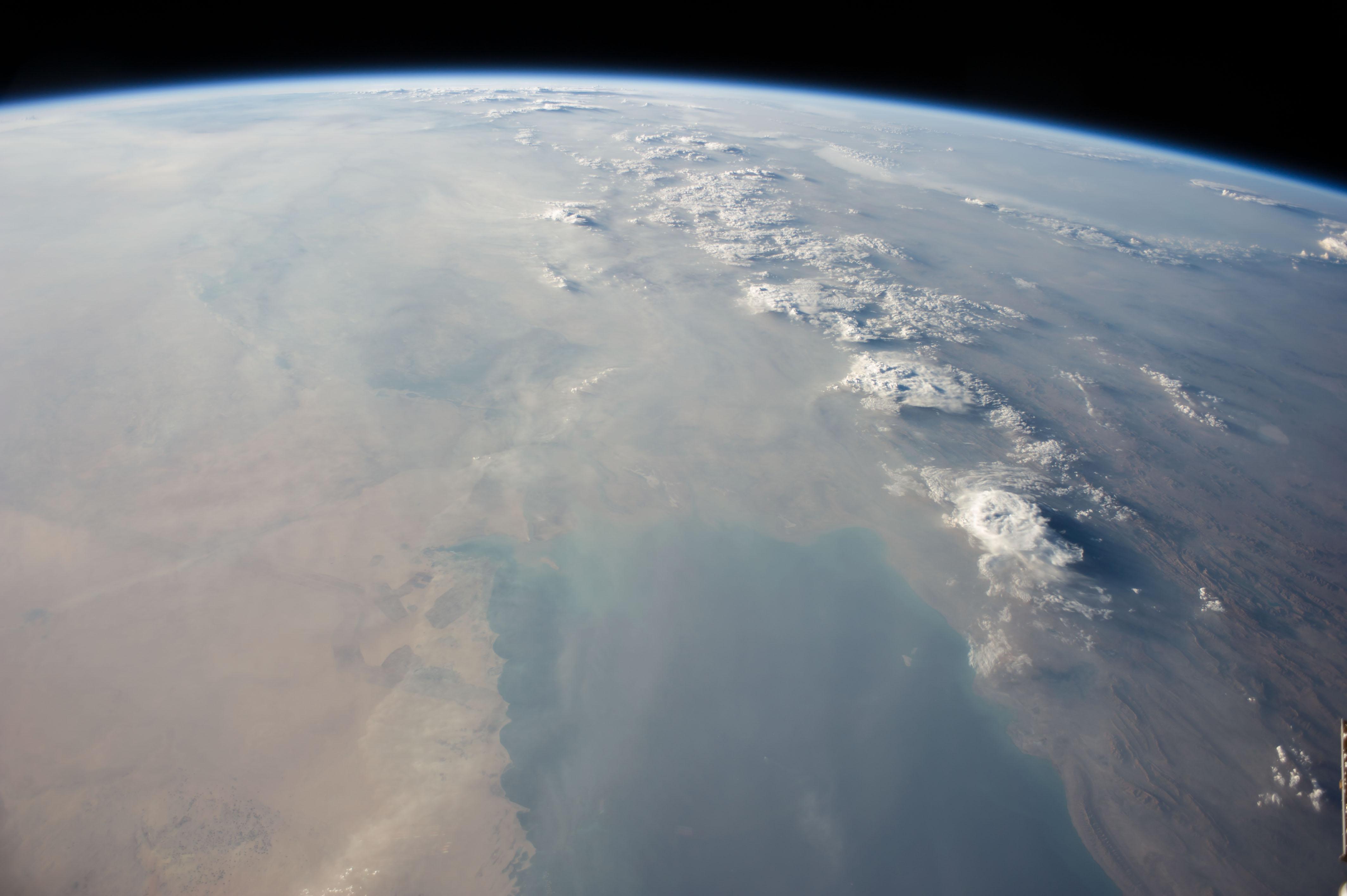 dust storms nasa - photo #13