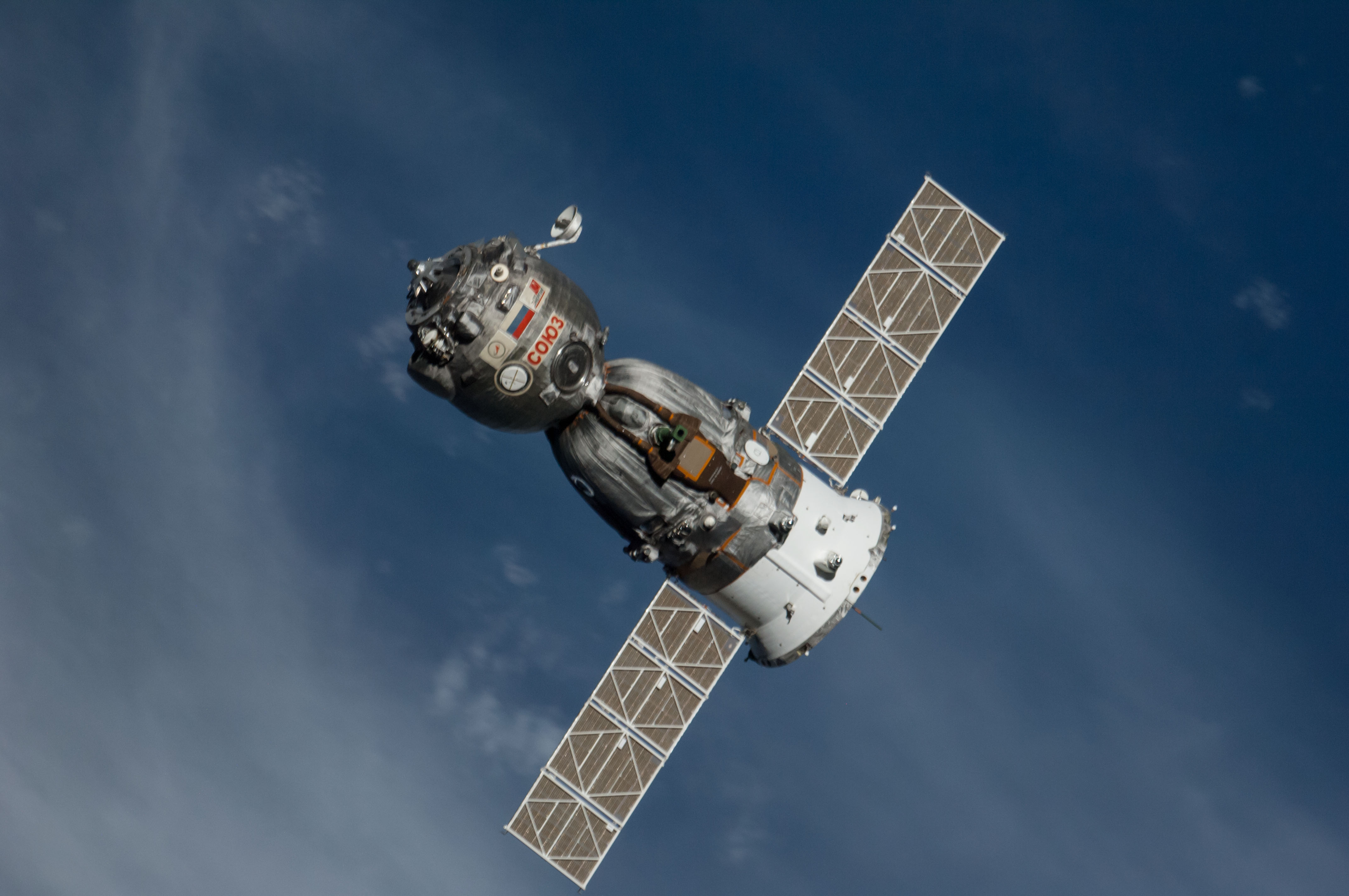 soyuz spacecraft tma 06m - photo #36