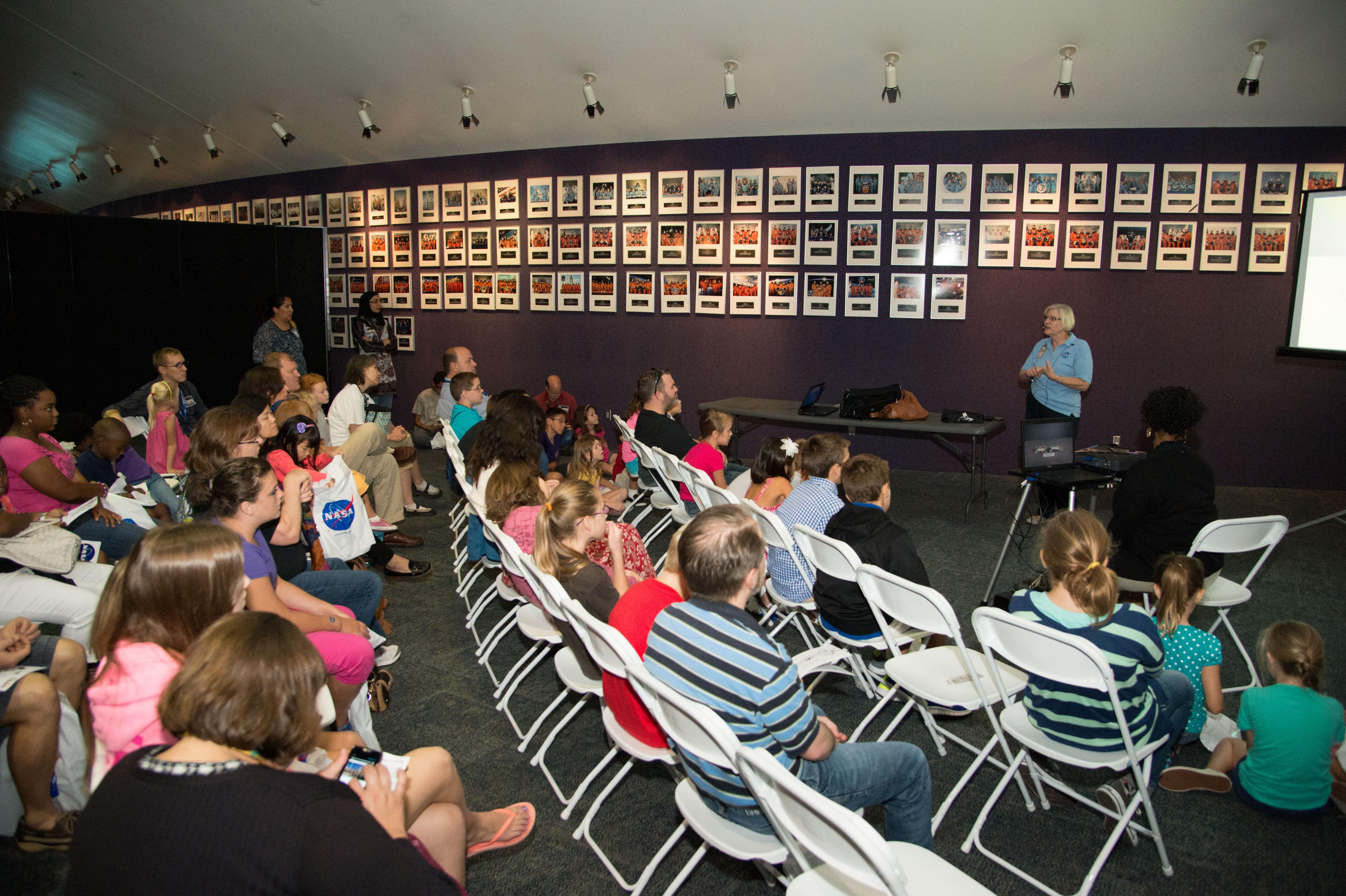 Johnson Space Center Speakers Bureau | NASA