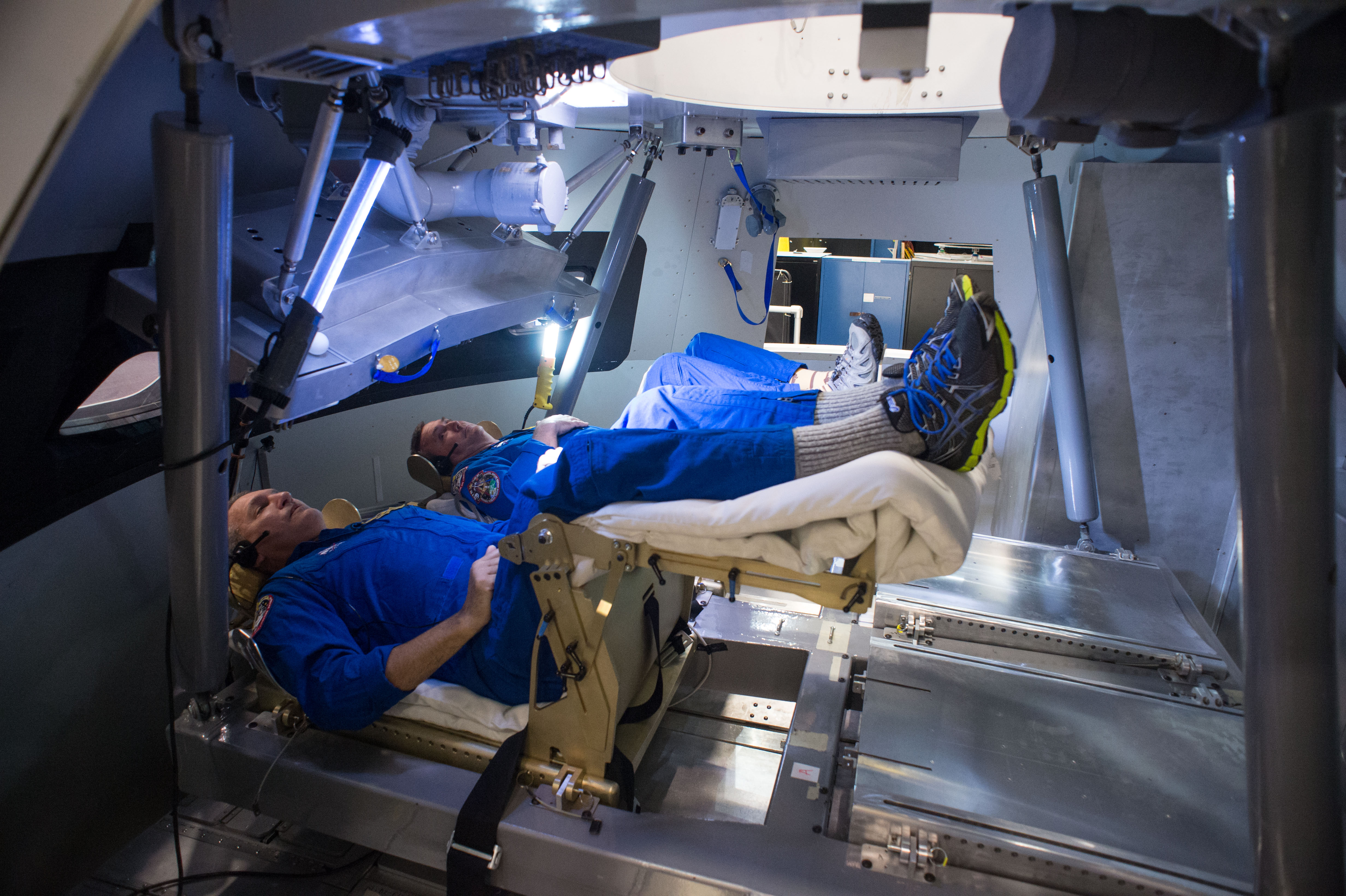 Astronauts Practice Launching in NASA's New Orion Spacecraft | NASA