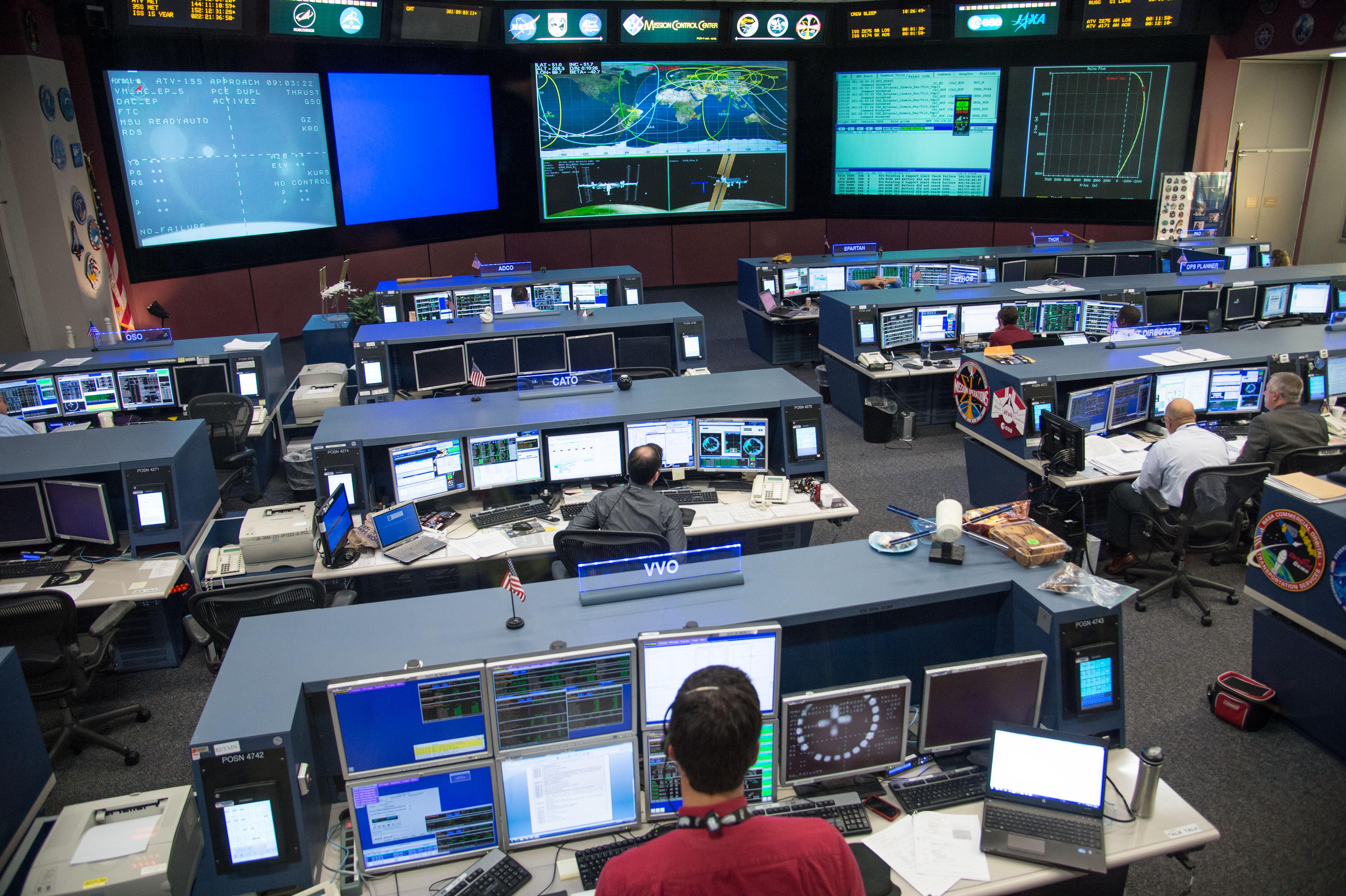 nasa space controls - photo #10