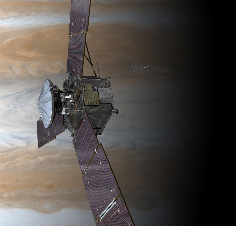 Juno to Show Jupiter's Magnetic Field in High-Def | NASA