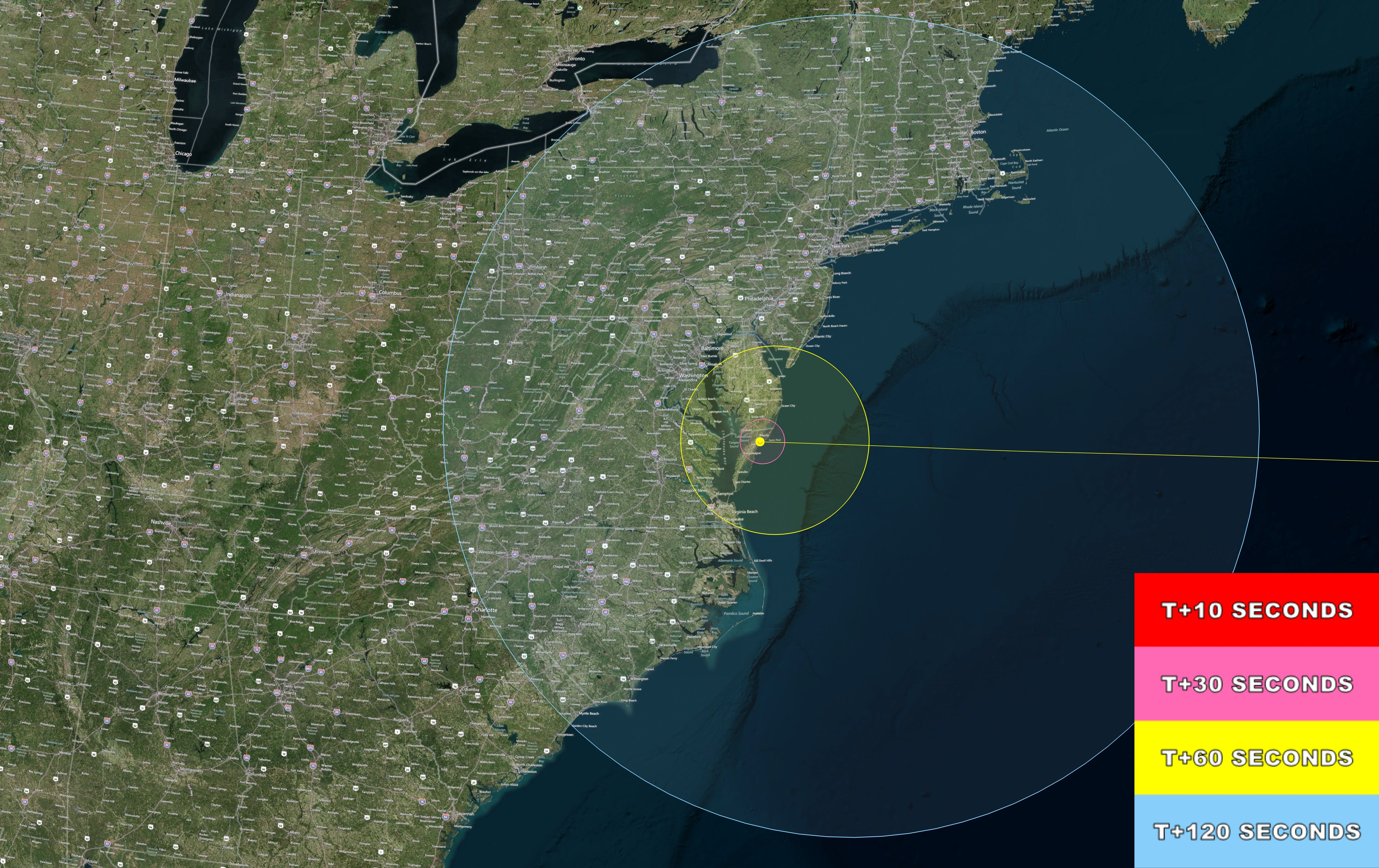 Public Viewing Sites Established For NASA LADEE Moon Mission From - Us map day nasa
