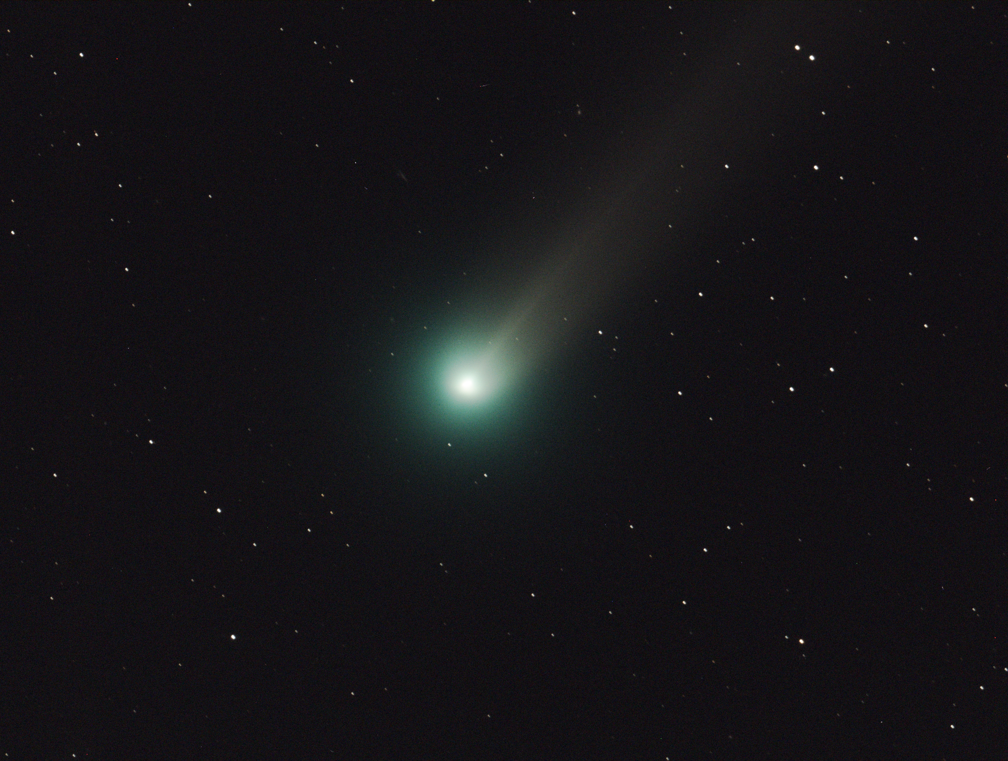 comet ison to hit earth - HD 3352×2532
