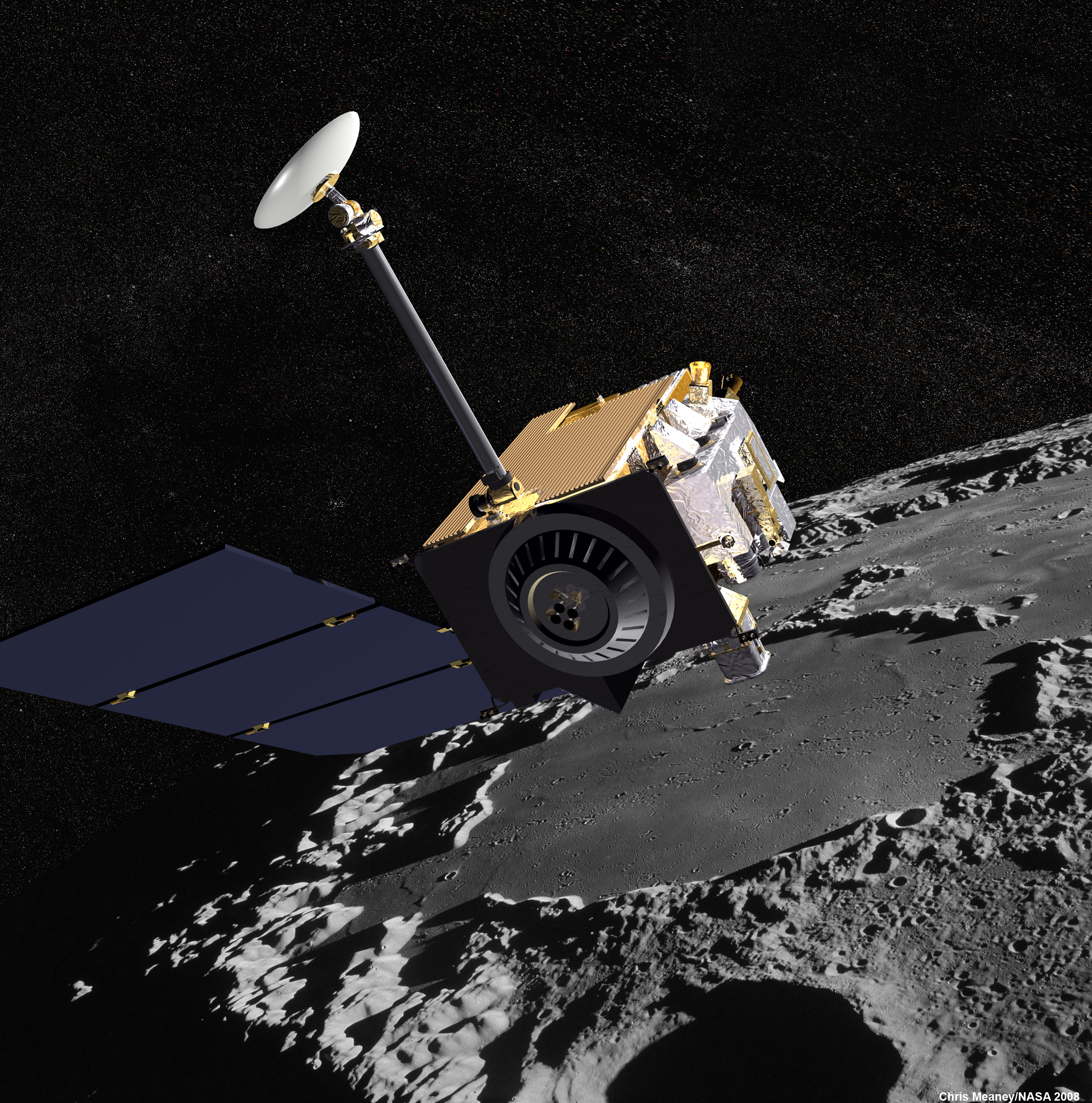 NASA's LRO Mission and North America to Experience Total ...