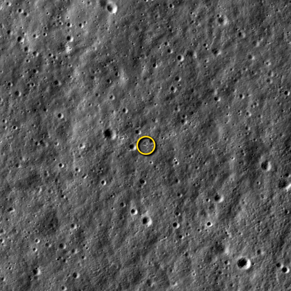 lunar orbiter spacecraft arrives in sriharikota - photo #39
