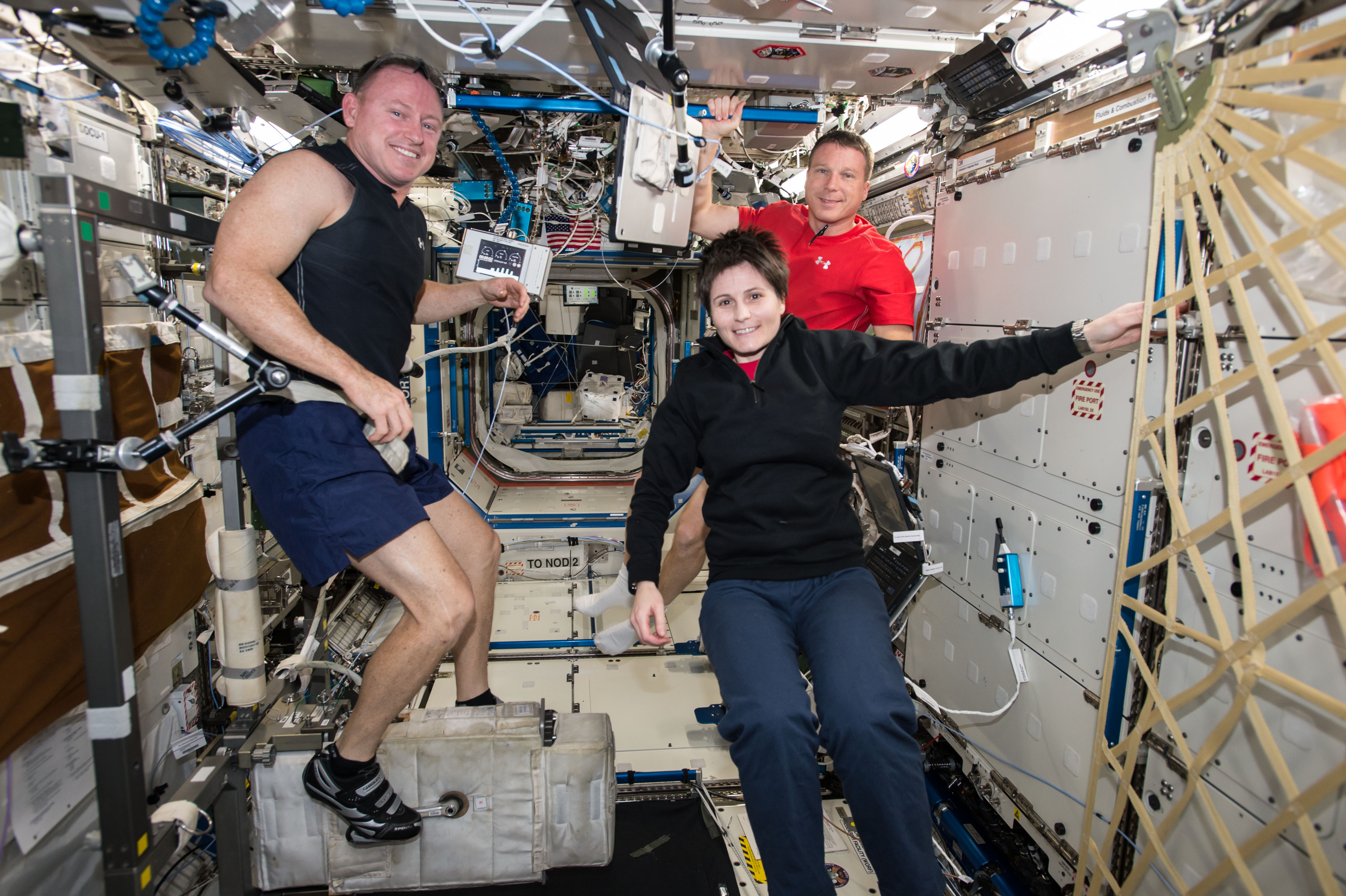 astronaut crews of the international space station role - photo #20