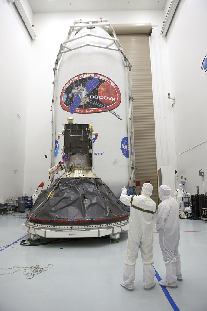 Nasa television to air briefing on noaa space weather mission launch m15 022ag publicscrutiny Image collections