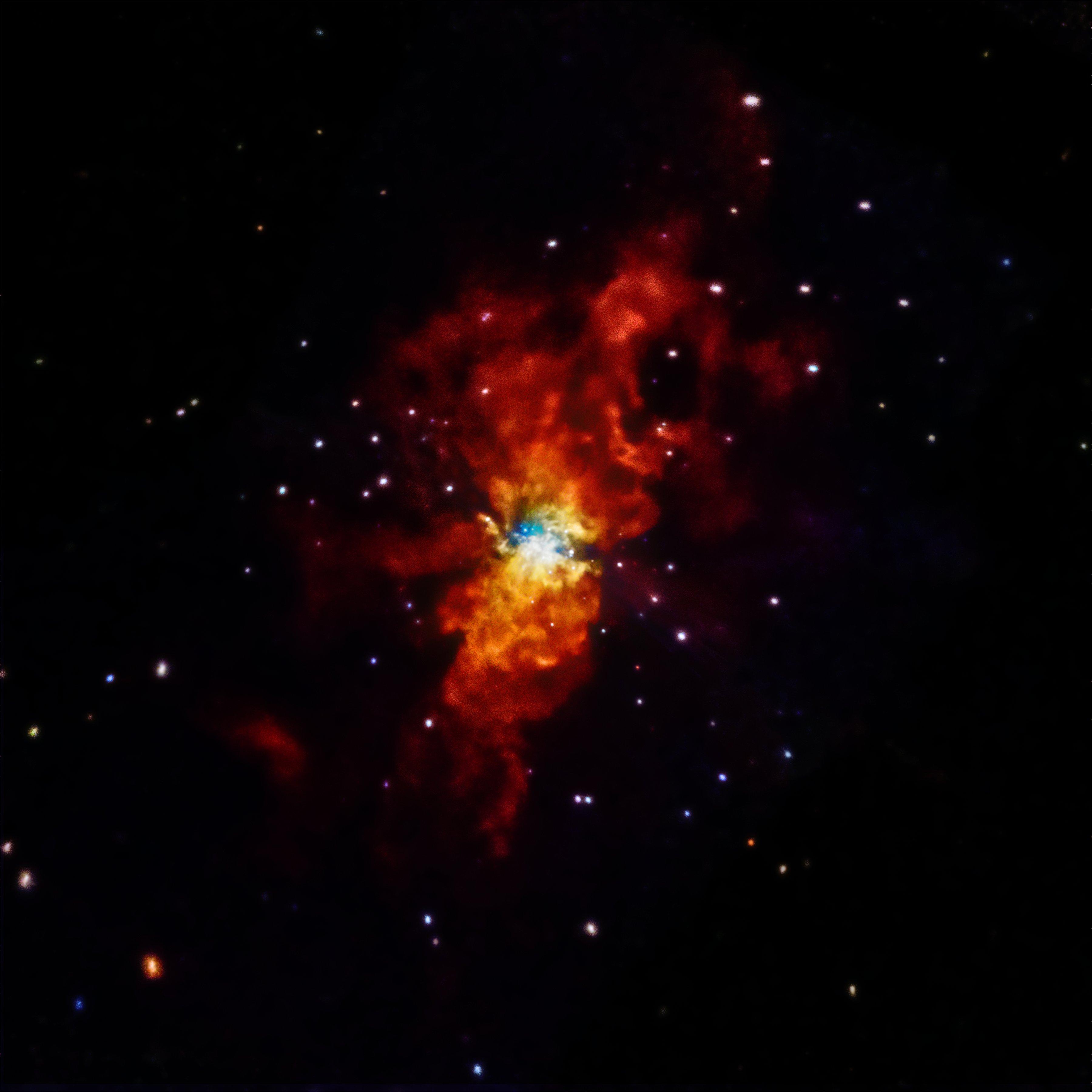 Supernova SN 2014J Explodes | NASA