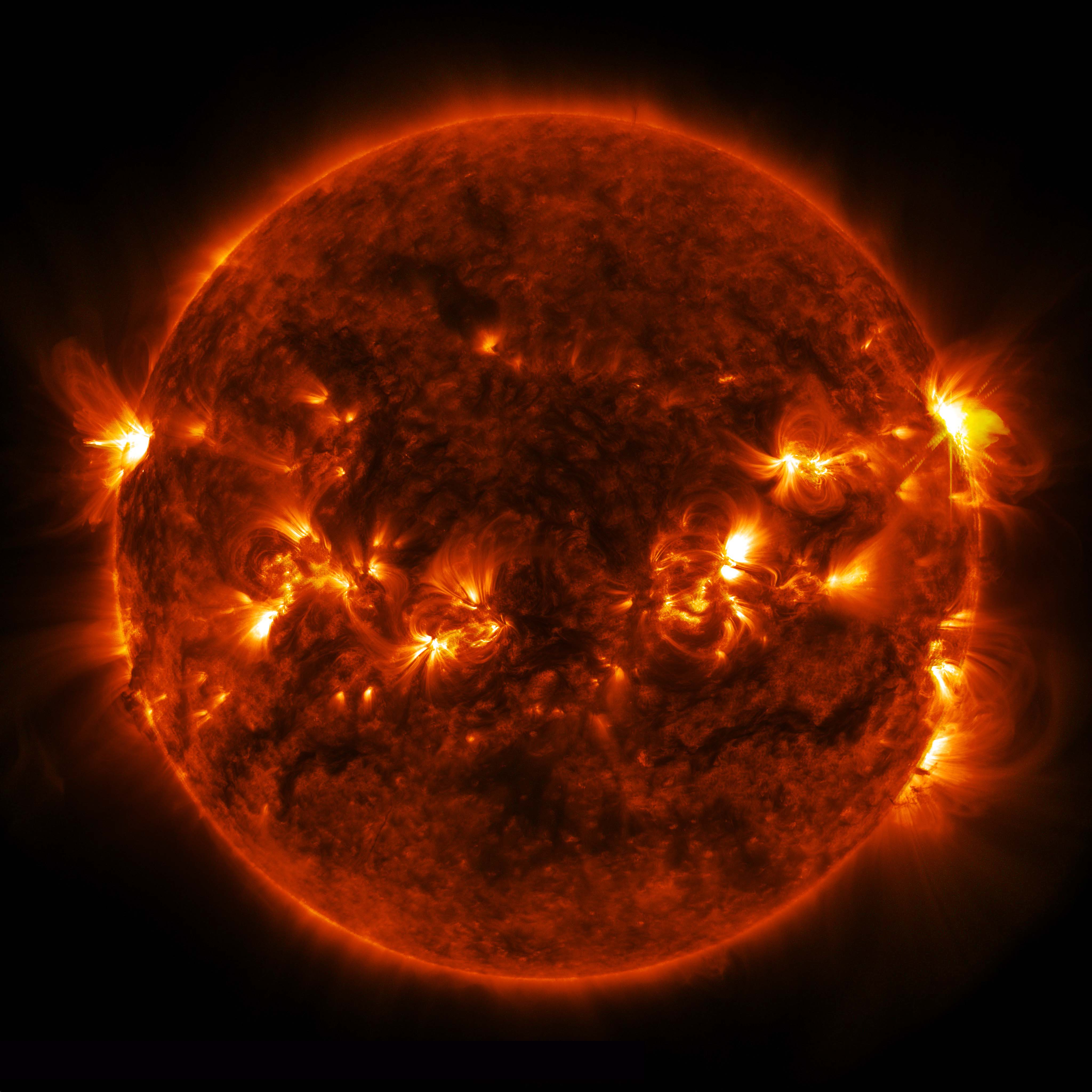 2012 Killer Solar Flares Are a Physical Impossibility  NASA