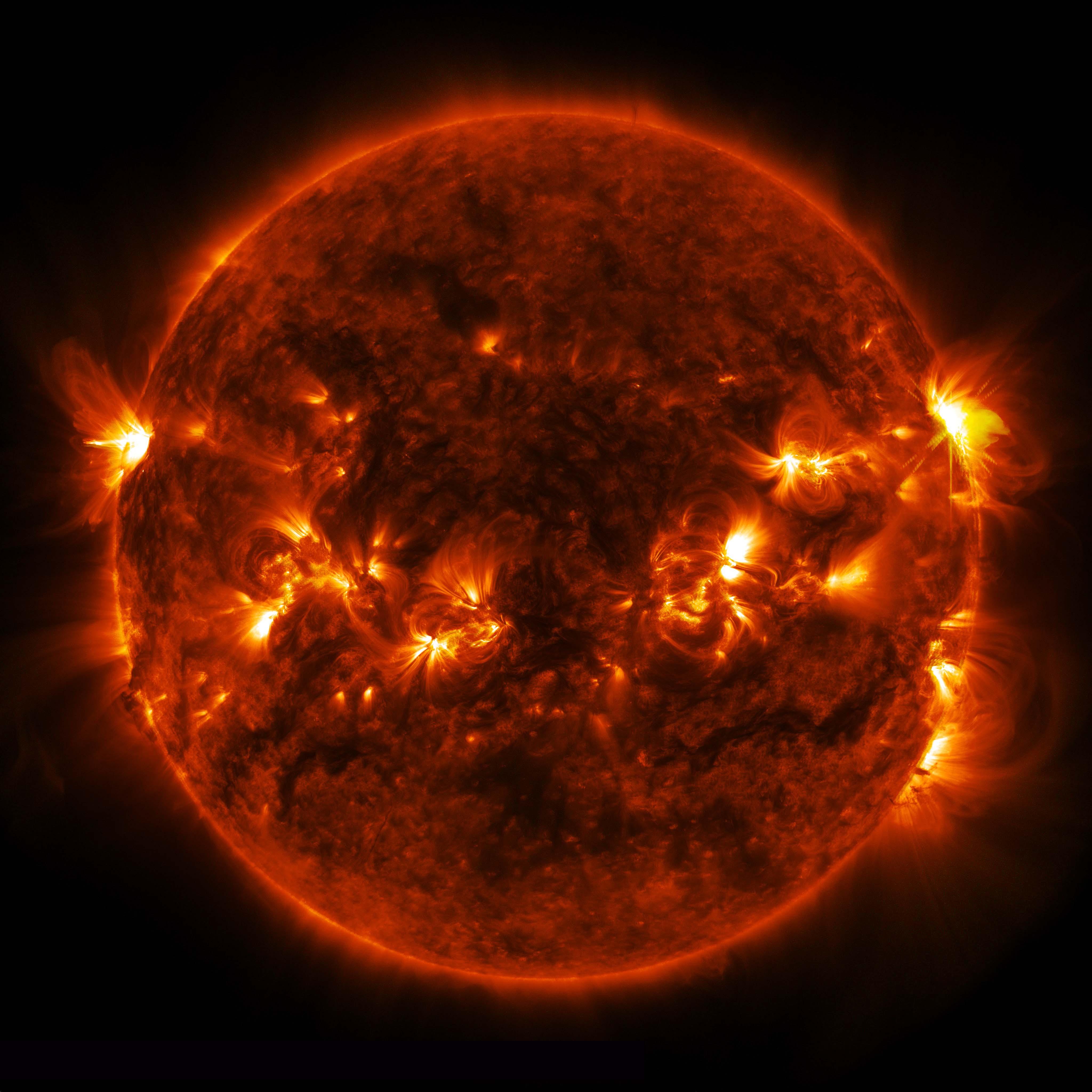 solar flare sdo nasa - photo #16