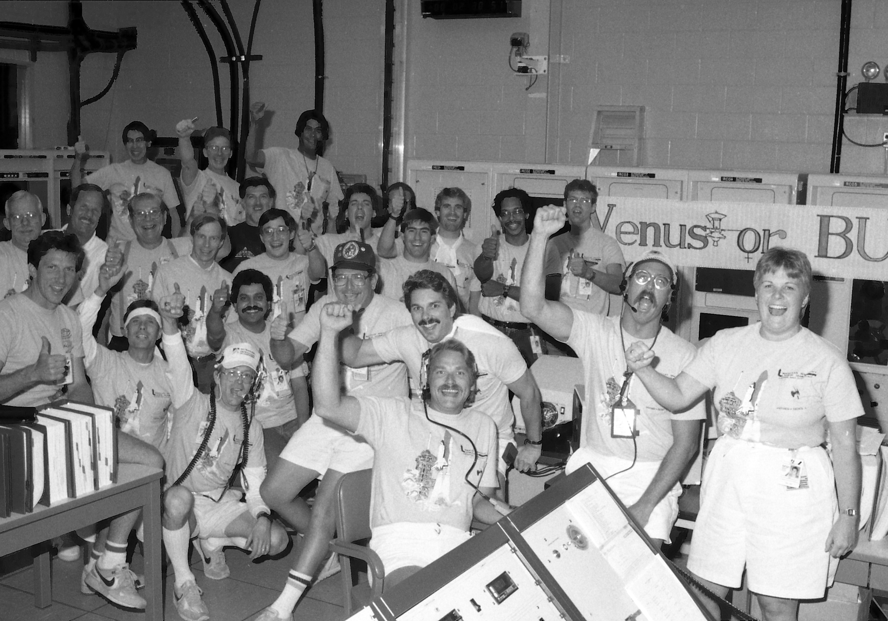 Magellan Mission to Venus - Pics about space