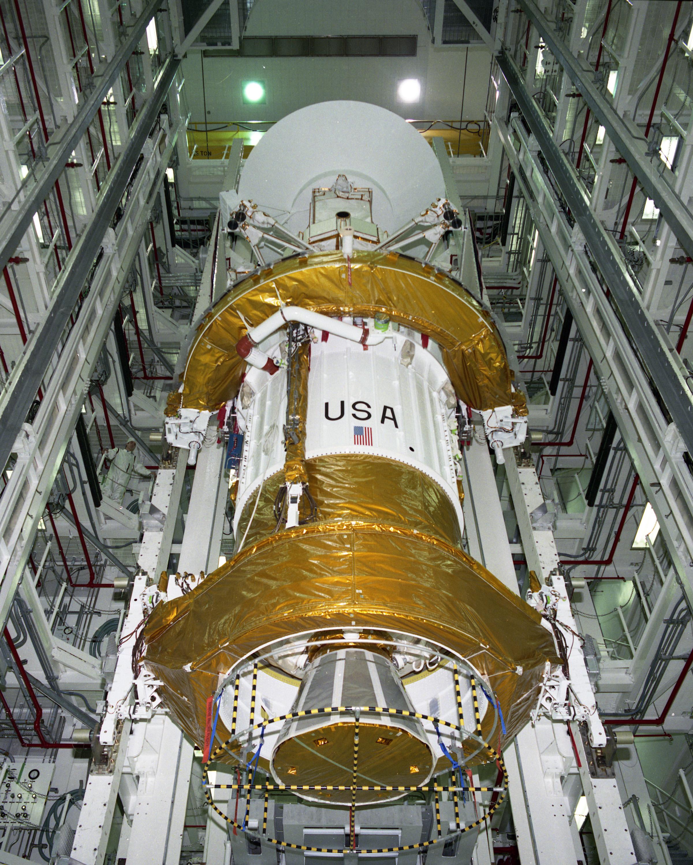 near spacecraft magellan venus mission - photo #6