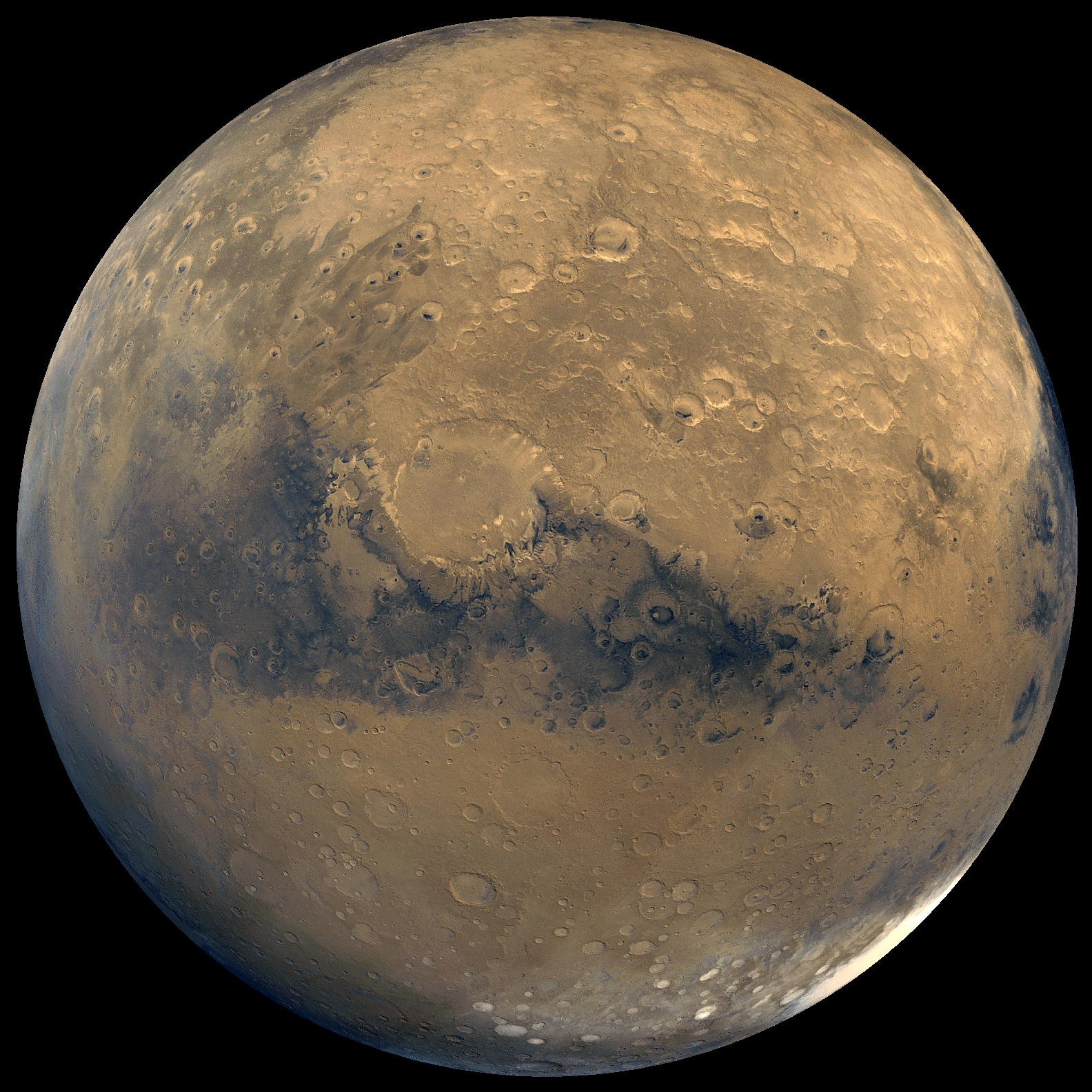 NASA Seeks Industry Ideas for an Advanced Mars Satellite ...