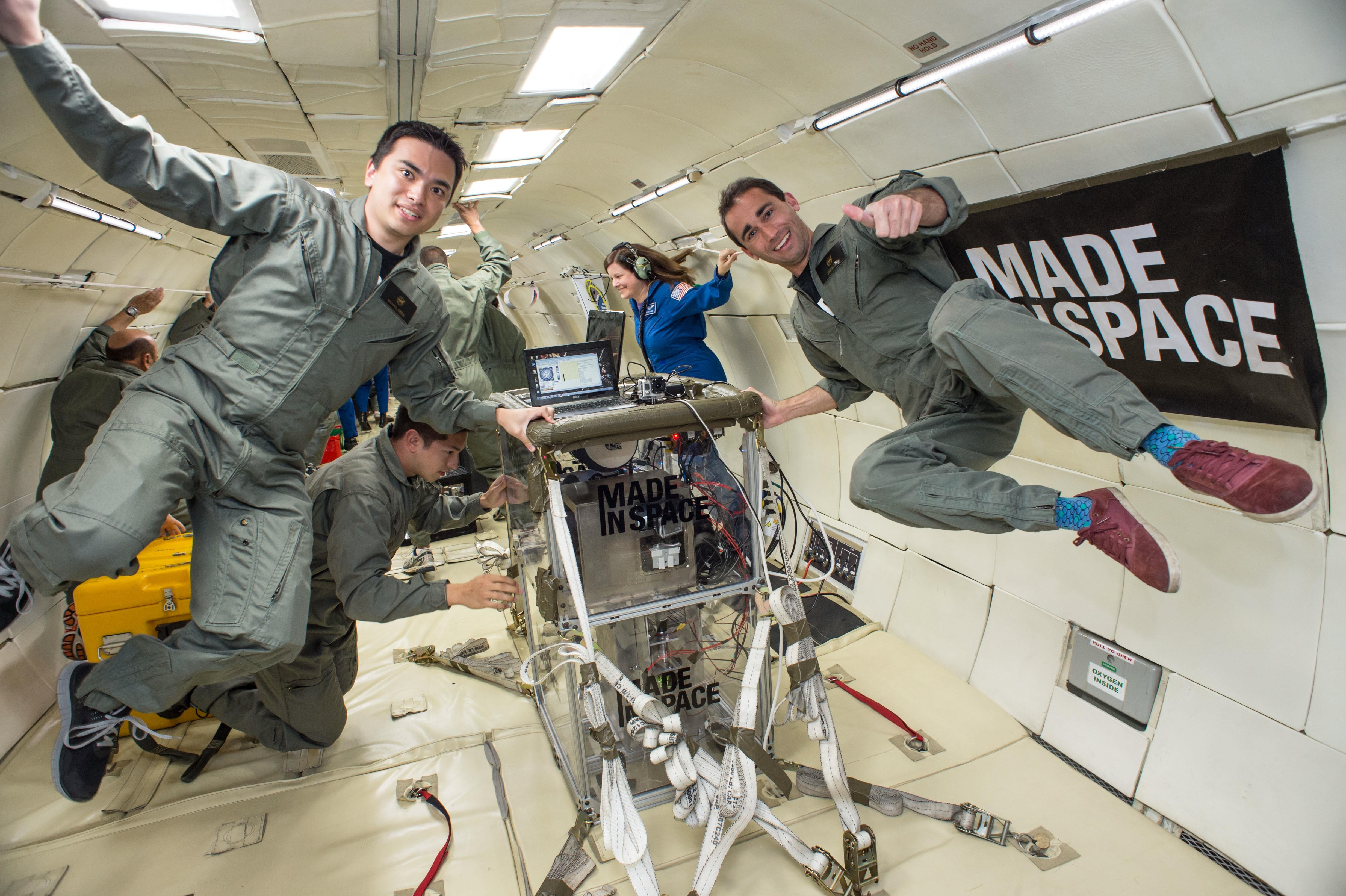 3d printer headed to space station nasa for Nasa additive manufacturing