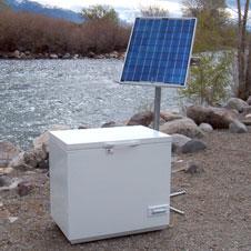 Solar Powered Refrigeration System Nasa