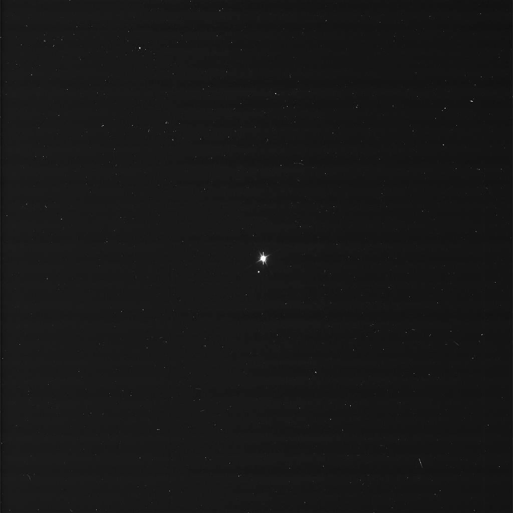 Cassini S View Earth And Moon Raw Image Nasa