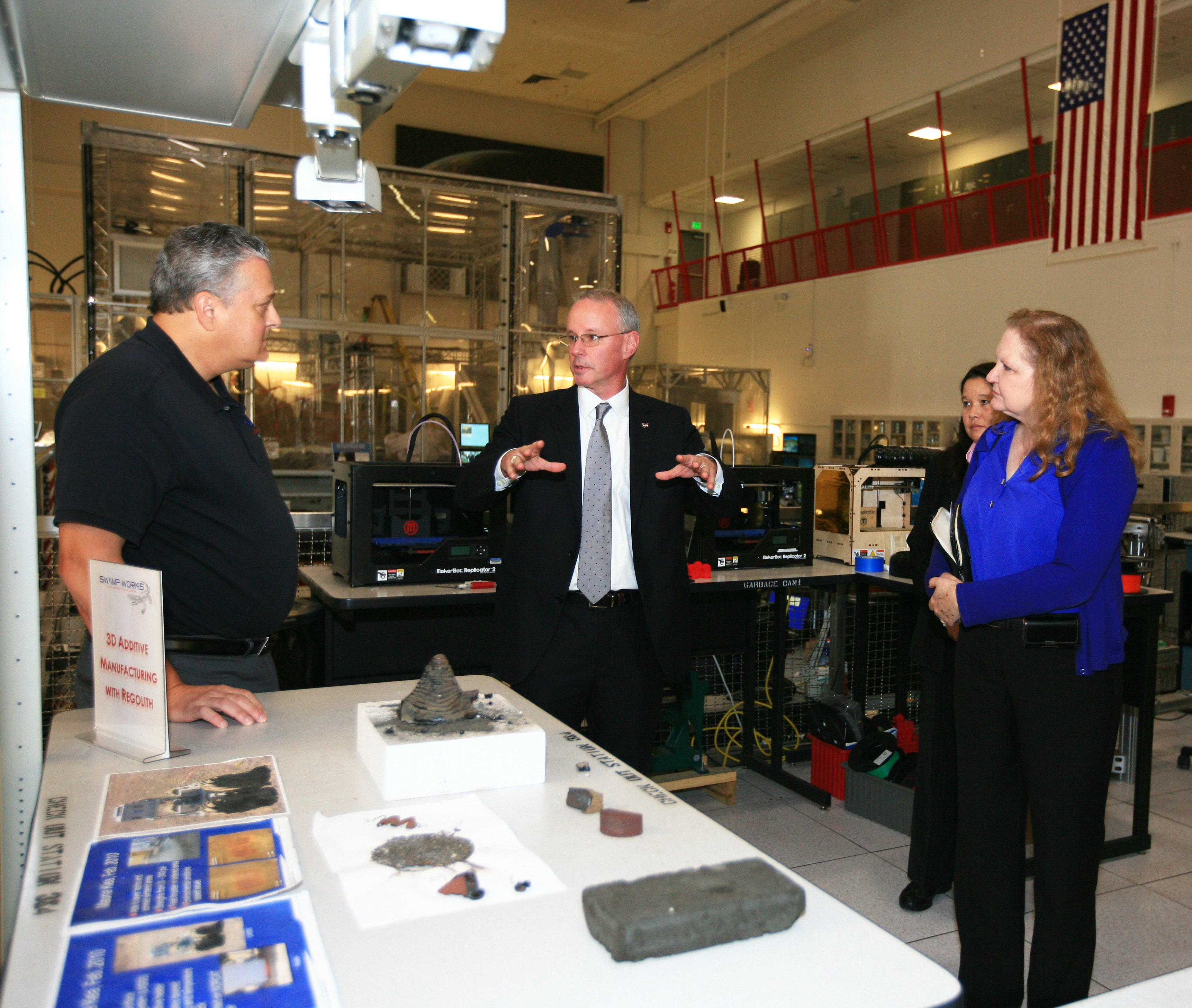 NASA's Chief Technologist Visits Pittsburgh; Available to ...