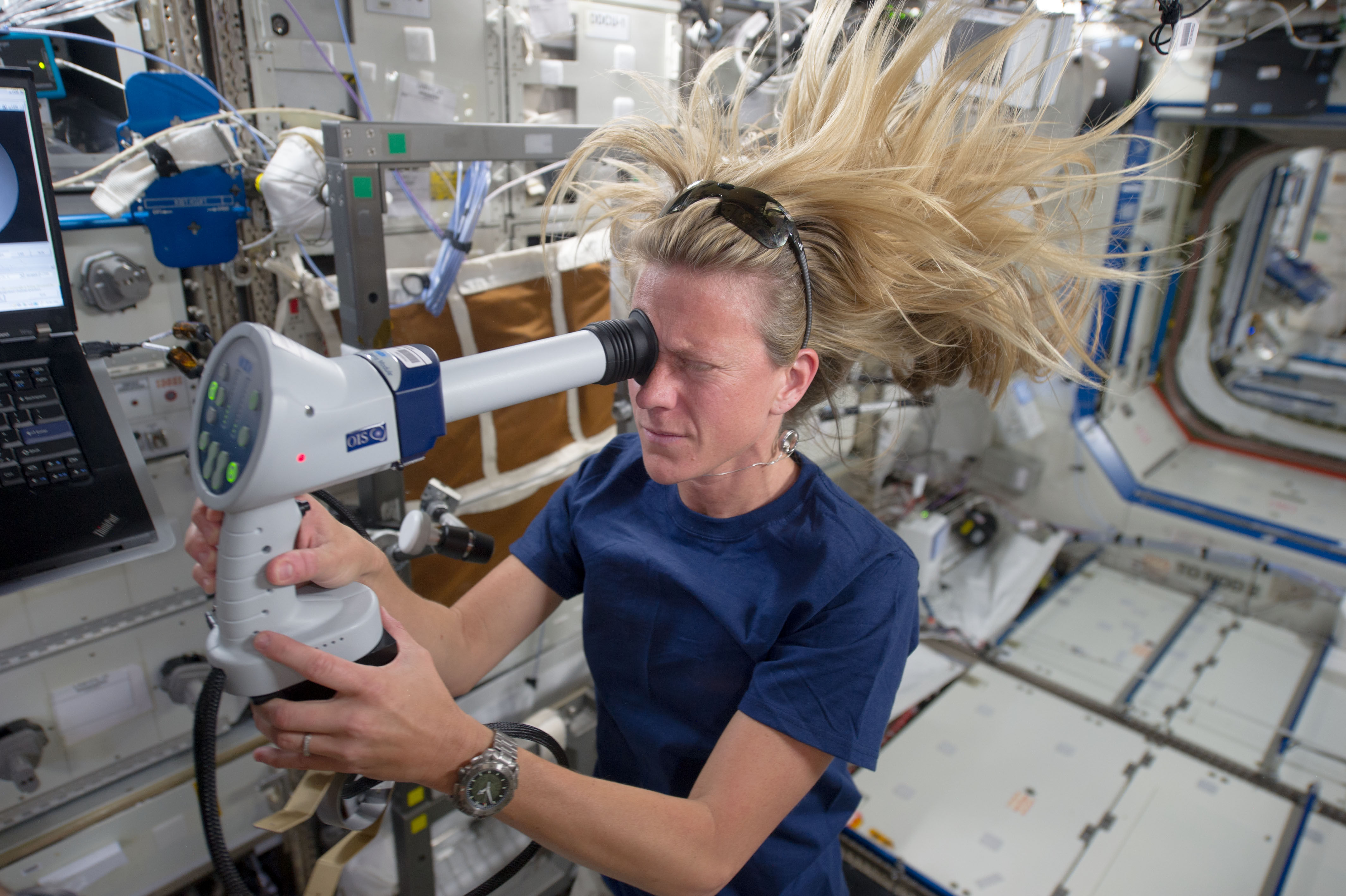 NASA and the National Space Biomedical Research Institute ...