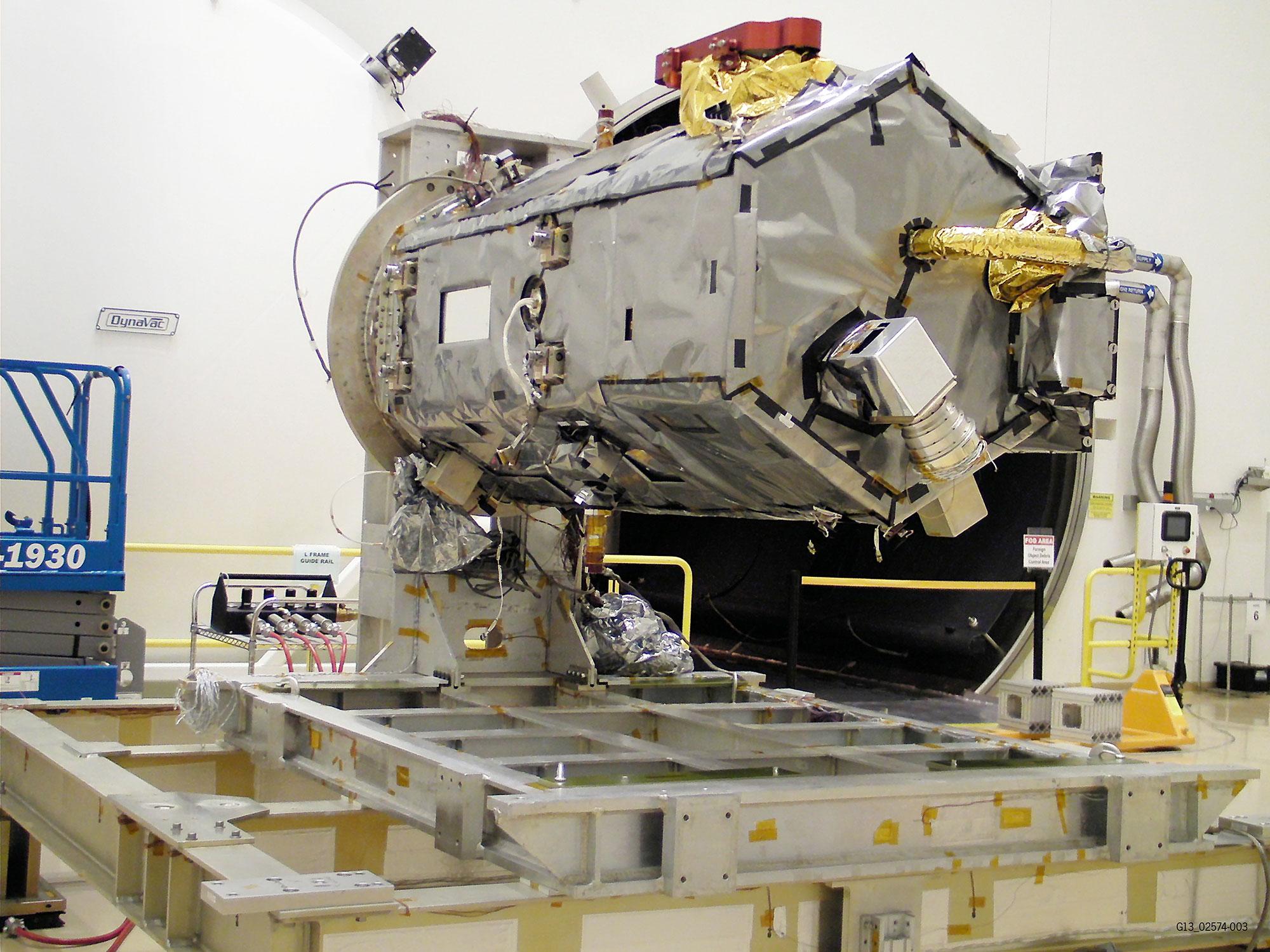 spacecraft grounding - photo #13