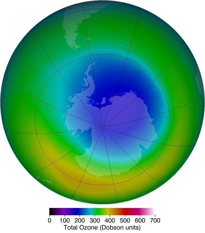 ozone from earth nasa - photo #3