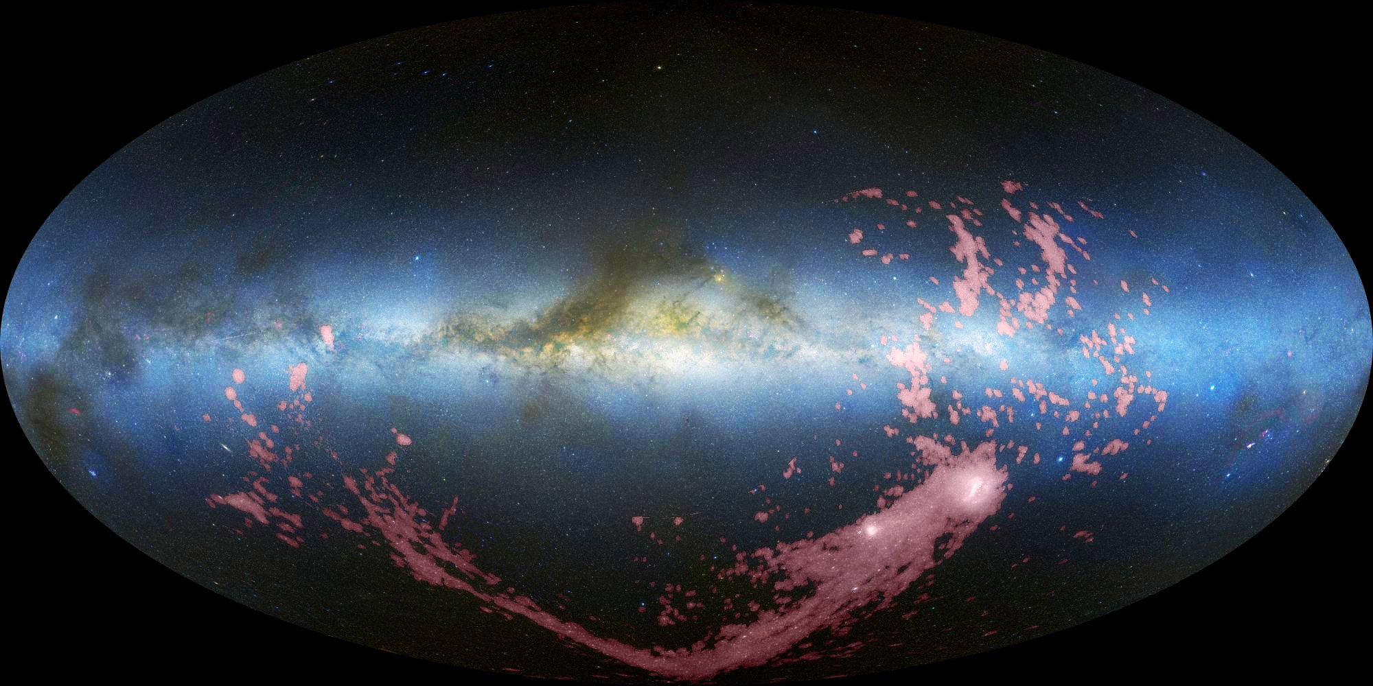 Hubble Space Telescope Finds Source of Magellanic Stream ...