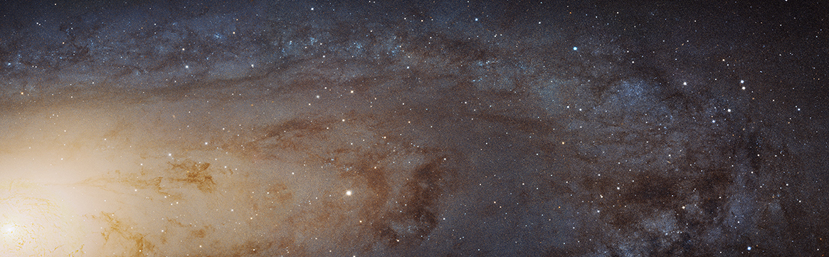 Hubble's High-Definition Panoramic View of the Andromeda Galaxy | NASA